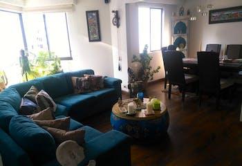 Apartamento en venta en Prado Veraniego de 80m²