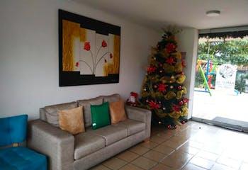 Apartamento En Venta En Bogota Capellania, Con 3 habitaciones-50.62mt2