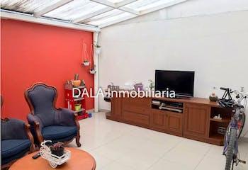 Casa en venta en Casco Urbano Cajicá , Con 3 habitaciones-67mt2