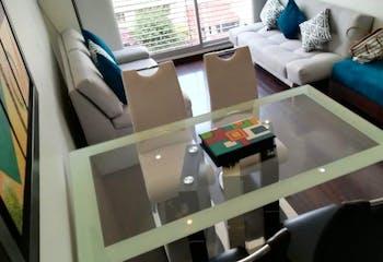 Apartamento En Venta En Bogota Batán, Con 3 habitaciones-65mt2