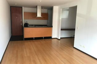 Apartamento En Venta En Bogota Santa Teresa-Usaquén, Con 3 habitaciones-76mt2