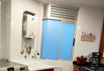 Apartaestudio En Venta En Bogota Puente Largo, Con 1 habitacion-40mt2