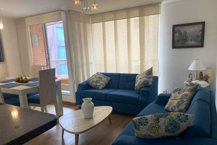 Portada Apartamento en venta en Rincón del Chicó, 63mt con balcon