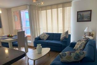 Apartamento en venta en Rincón Del Chicó, 63m² con Zonas húmedas...