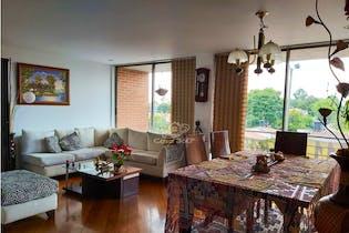 Apartamento en venta en Carlos Lleras de 113 mt con balcón