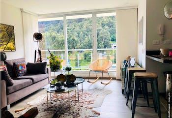 Apartamento en venta en Chapinero de 1 habitacion