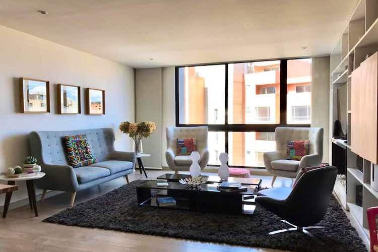 Portada Apartamento en venta en Rosales, 163mt con balcon