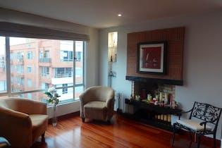 Apartamento en venta en Chicó Navarra 184m² con Gimnasio...