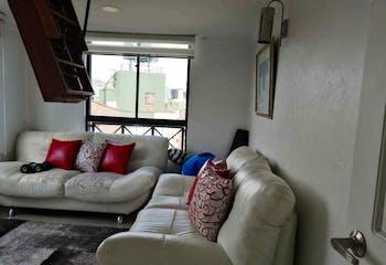 Apartamento Duplex en venta Carlos Lleras de 4 habitaciones