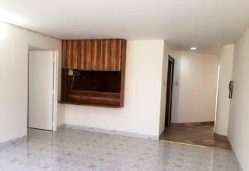 Apartamento en venta en Santa Paula de 2 hab.