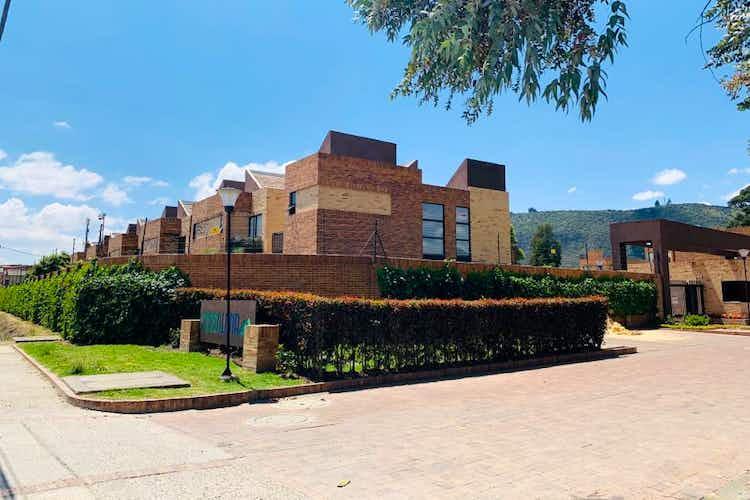 Portada Casa en venta en Chia, vereda Tiquiza 3 habitaciones
