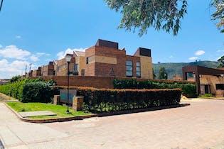 Casa en venta en Chia, vereda Tiquiza 3 habitaciones