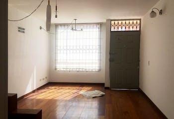 Casa en venta en Pinar de Suba, 88mt con 3 niveles