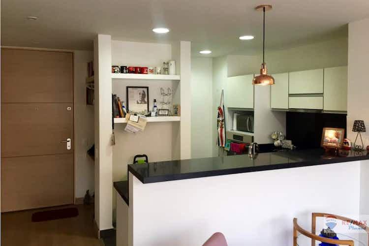 Portada Apartamento en venta en San Patricio, 59mt con balcon.