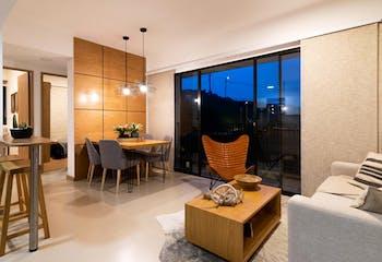 Guayacán, Apartamentos en venta en Barro Blanco de 2-3 hab.