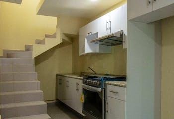 Departamento en venta en Pedregal de Santo Domingo, Con 3 Recamaras-118mt2