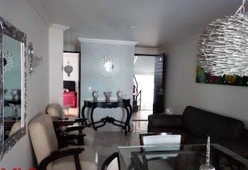 Apartamento en venta en Virgen del Carmen, 76mt con dos balcones