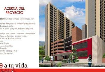 Apartamento en venta en Santa Ana de 60m² con Piscina...