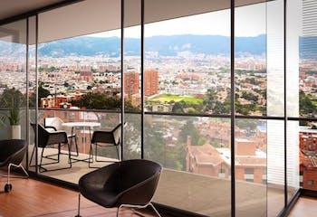 Cerros de Sotileza, Apartamentos en venta en Colinas De Suba con 245m²
