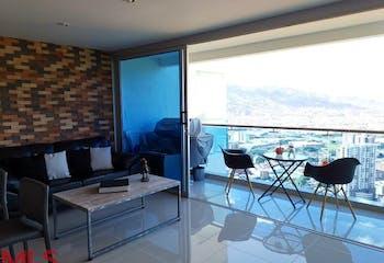 Apartamento en venta en Las Lomitas de 2 hab. con Piscina...