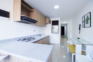 Vivienda nueva, Zafiro, Apartamentos en venta en Cabañitas con 63m²