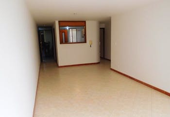 Apartamento En Barrio Chapinero-Chapinero, con 2 habitaciones - 77 mt2.