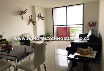 Apartamento en venta en Calle Larga de 3 hab. con Bbq...