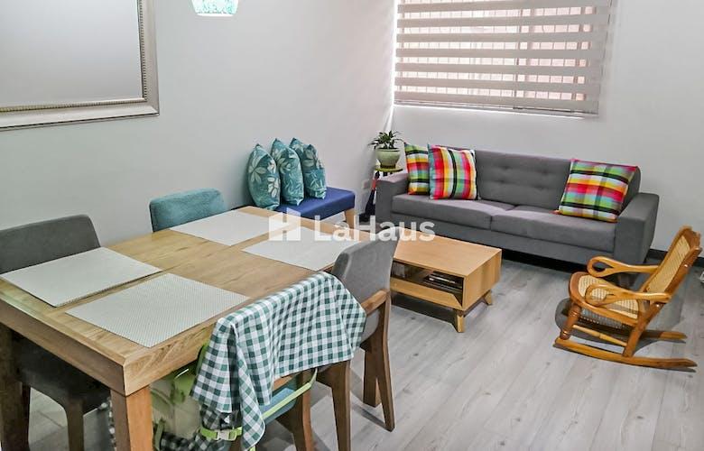 Portada Apartamento con terraza, en Fontibón de 68m2