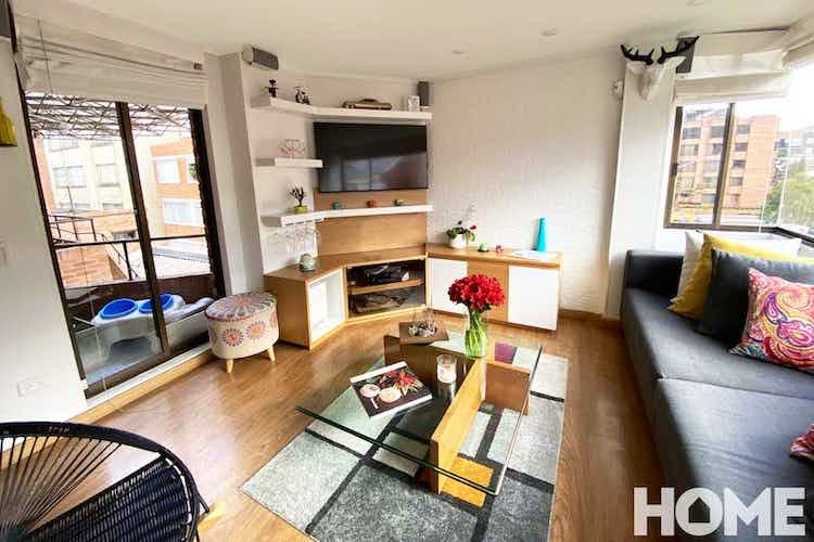 Portada Apartamento en venta en Santa Paula de una habitacion