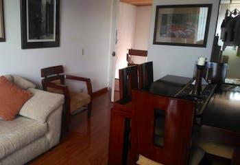 Apartamento en venta en Mirandela de 3 alcobas