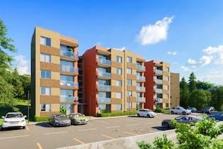 Vivienda nueva, Torre Cantabria ll, Apartamentos en venta en Casco Urbano Caldas con 106m²