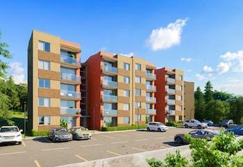 Torre Cantabria ll, Apartamentos nuevos en venta en Casco Urbano Caldas con 3 habitaciones