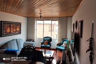 Apartamento con hall de entrada, en Colina Campestre de 65m2