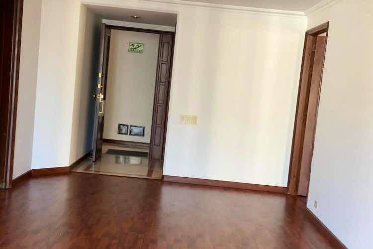 Portada Apartamento En venta en Santa Bárbara Central de 112 mt2. con chimenea