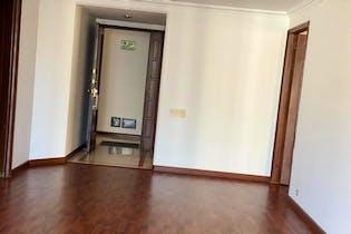 Apartamento En venta en Santa Bárbara Central de 112 mt2. con chimenea