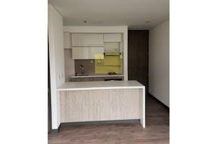 Apartamento en venta en Los Balsos 67m² con Gimnasio...