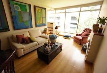 Apartamento en venta en Chapinero Alto 89m²