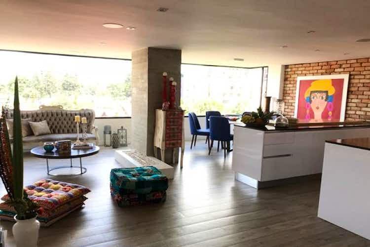 Portada Apartamento en venta en Santa Bárbara Central con terraza
