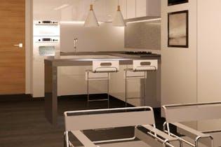 Proyecto nuevo en Balcony 93-18, Apartamentos nuevos en Chicó Reservado con 1 habitación