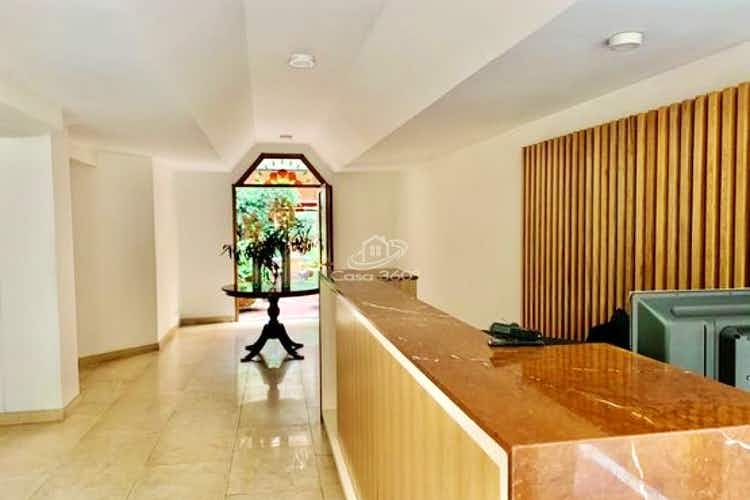 Portada Apartamento Duplex en venta en La Cabrera con Chimenea