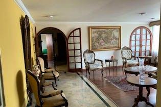 Apartamento en venta en Chicó Navarra, 167m²