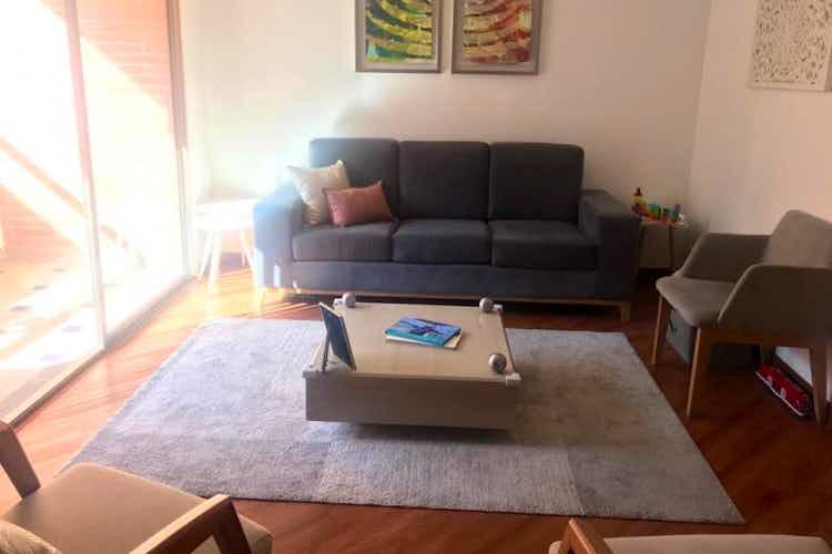 Portada Apartamento en venta en Usaquen, 130mt con dos balcones