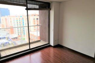 Apartamento en venta en Julio Flórez, 82mt con dos balcones