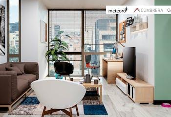 Casa Chicó, Apartamentos en venta de 1-3 hab.
