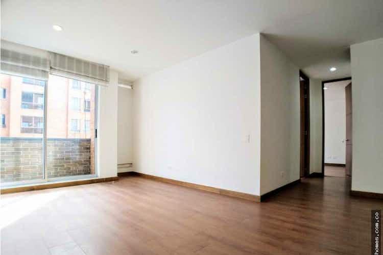 Portada Apartamento en venta en Barrio Cedritos de 70 mt con balcón