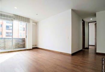 Apartamento en venta en Barrio Cedritos de 70 mt con balcón