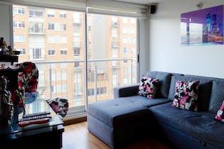 Apartamento en venta en Hayuelos Reservado de 76 mt con balcón