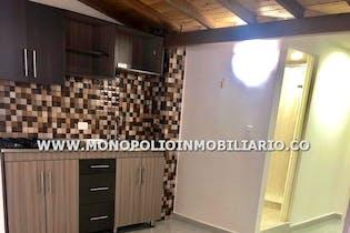Casa en venta en Calatrava Itagüi 2 habitaciones