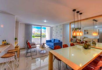 Apartamento en venta en El Rosario de 2 hab. con Piscina...
