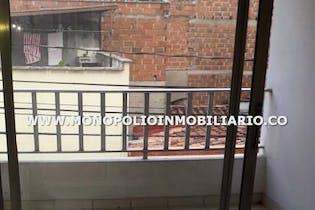 Casa en venta en Restrepo Naranjo de 92 mt2. con balcón